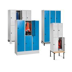 Garderoben-Stahlspinde, Mehrzweckspinde