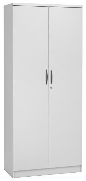 Garderobenschrank MULTI M Weiß   800 mm