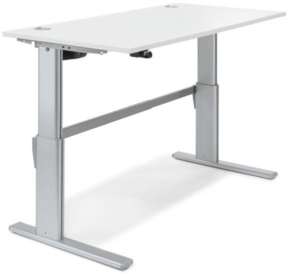 Sitz-/Stehtisch Basic MULTI MODUL Weiß | 1800 mm