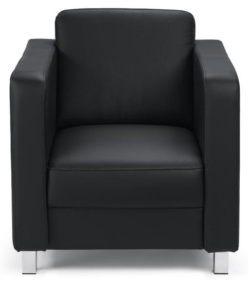 Fauteuil AREZZO zwart | Zetel