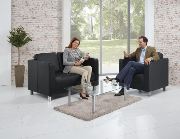 Empfangssessel / Sofa AREZZO