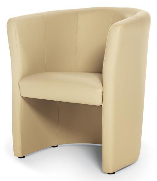 Designsessel Beige | Sessel