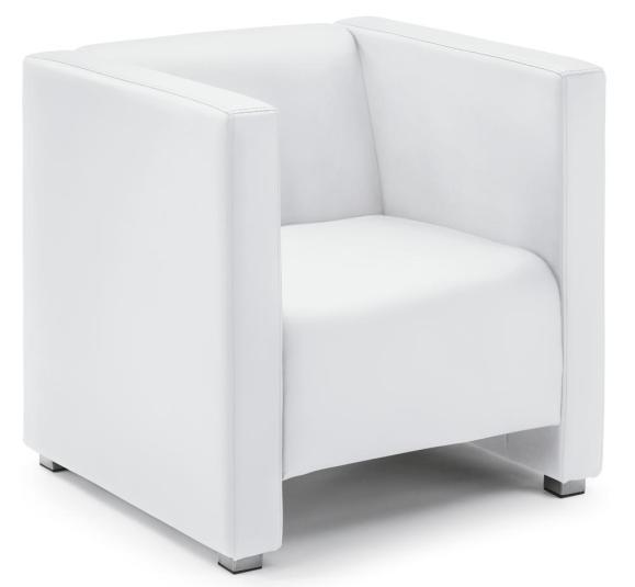 Sessel ZÜRICH Weiß | Sessel