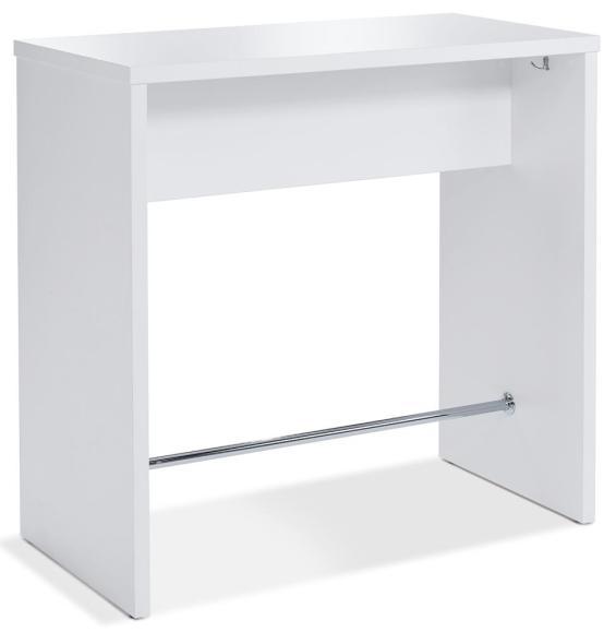 Steh- und Bistrotisch PREMIUM Weiß | 1200 mm | PREMIUM