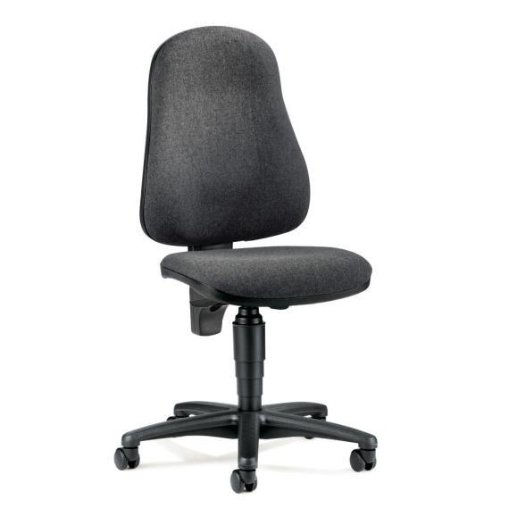Bürodrehstuhl BASE ART 60 ohne Armlehnen Anthrazit
