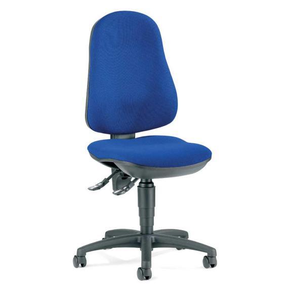 Bürodrehstuhl BASE ART 70 ohne Armlehnen Blau