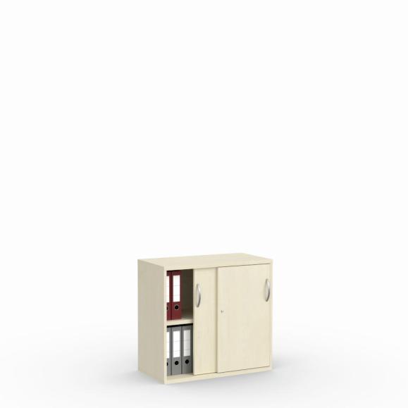 Schiebetürenschrank Multi M pro Ahorndekor | 800 mm | 780 mm (2 OH)