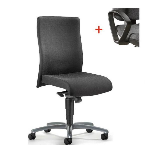 Bürodrehstuhl DV 30 ohne Armlehnen