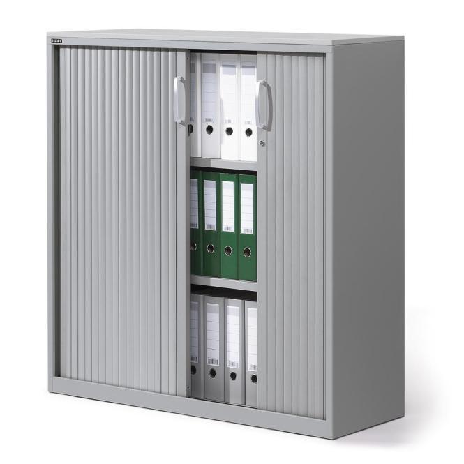 Rollladenschränke CONCEPT LINE | Büromöbel und Betriebseinrichtung