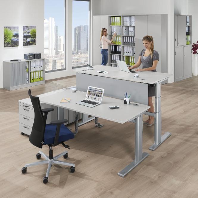 Sitz-/ Stehschreibtische COMFORT MULTI M