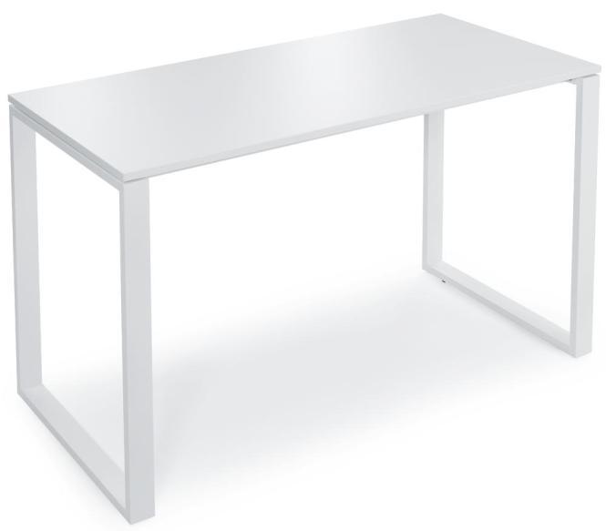 Stehtisch CELSUS Weiß | Weiß RAL 9016