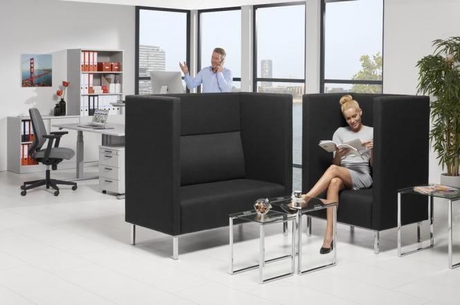Akustikmöbel Sessel / Sofa SILENZIO