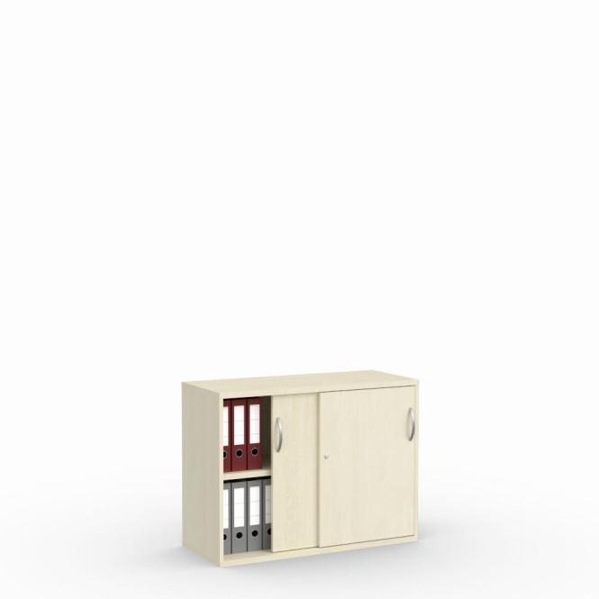 Schuifdeurkast MULTI M pro esdoorndecor   1000 mm   780 mm (2 OH)