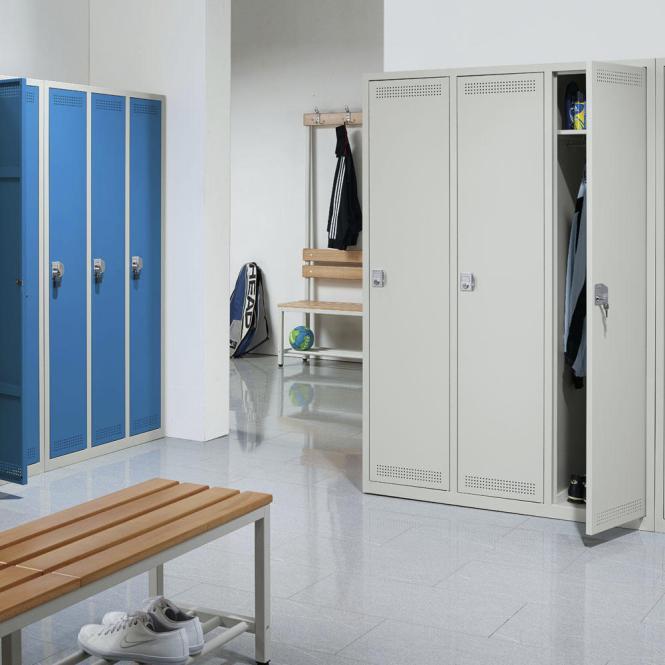 Garderobenspinde PROFI SYSTEM ohne Unterbau