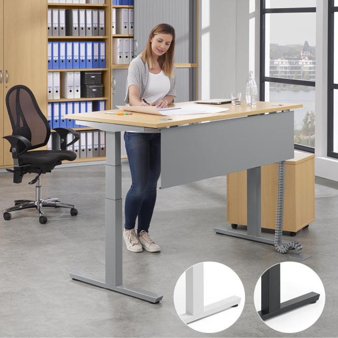 Sitz-/ Stehschreibtisch MULTI M pro
