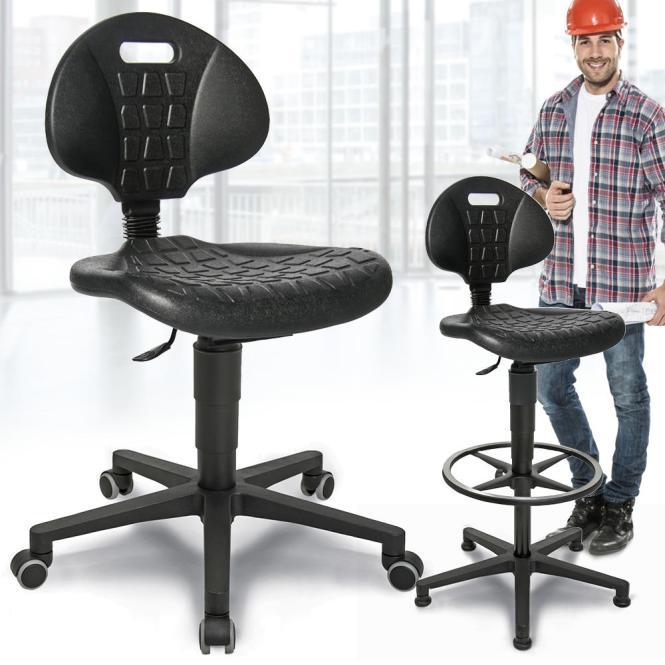 Werkstatt-/Arbeitsdrehstuhl LAVO
