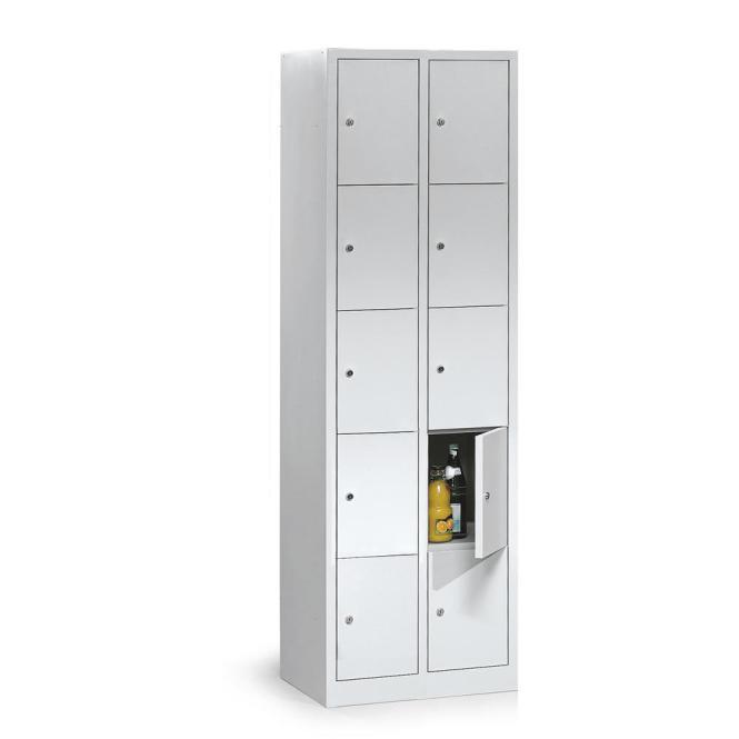 Schließfachschränke - Abteilbreite 300/400 mm | Büromöbel und ...