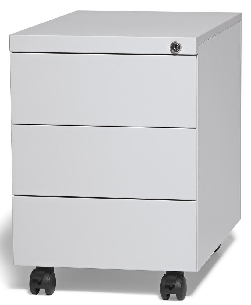 Rollcontainer BASE L mit seitlicher Griffleiste | Büromöbel und ...