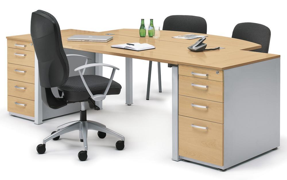 Schreibtisch-Anbauplatte CONCEPT LINE   Büromöbel und ...