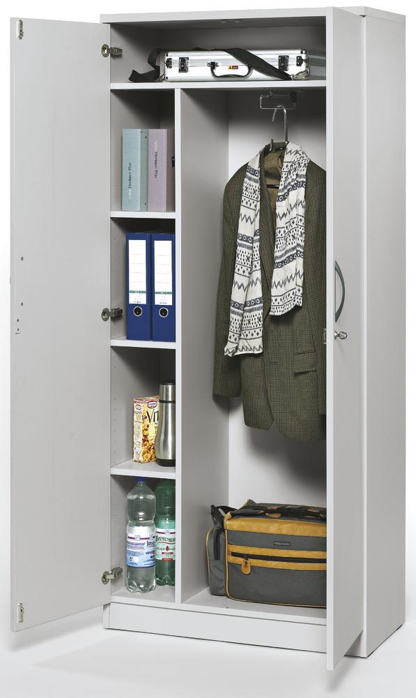 Garderobenschränke MULTI M | Büromöbel und Betriebseinrichtung