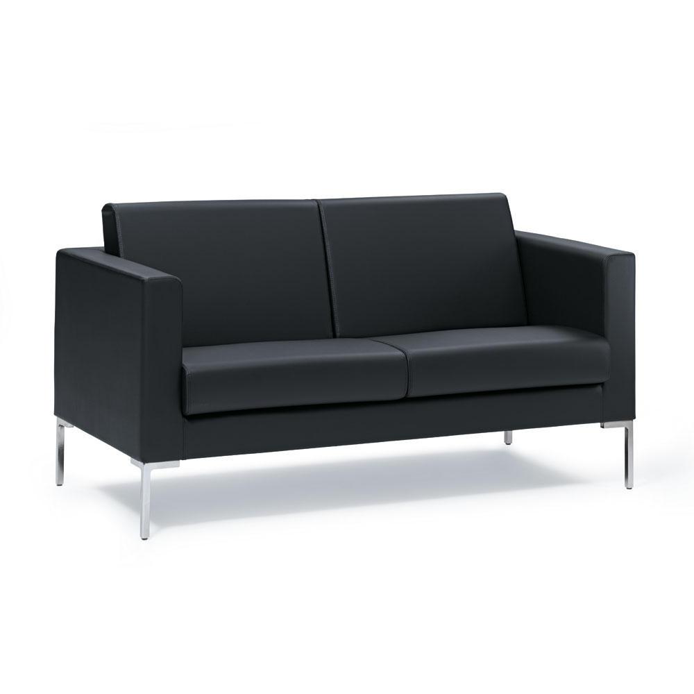 designsofa 2 sitzer carmas 1520 mm 2 sitzer b rom bel und betriebseinrichtung. Black Bedroom Furniture Sets. Home Design Ideas