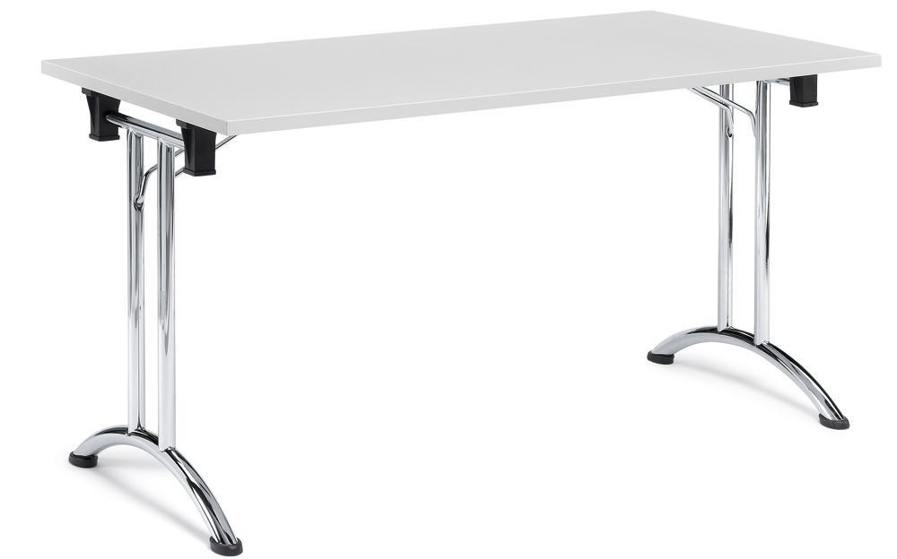 Klapptische  Klapptische, T-Fuß gebogen | Büromöbel und Betriebseinrichtung