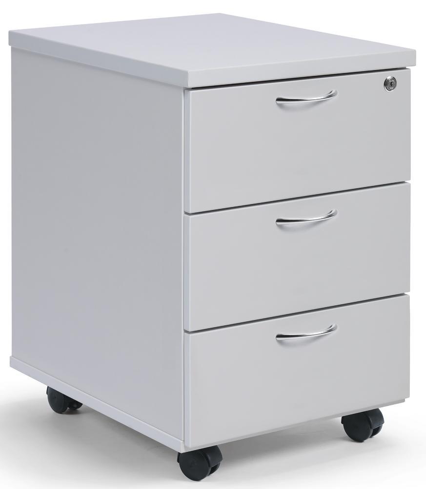 rollcontainer mit metallsch ben wei b rom bel und betriebseinrichtung. Black Bedroom Furniture Sets. Home Design Ideas