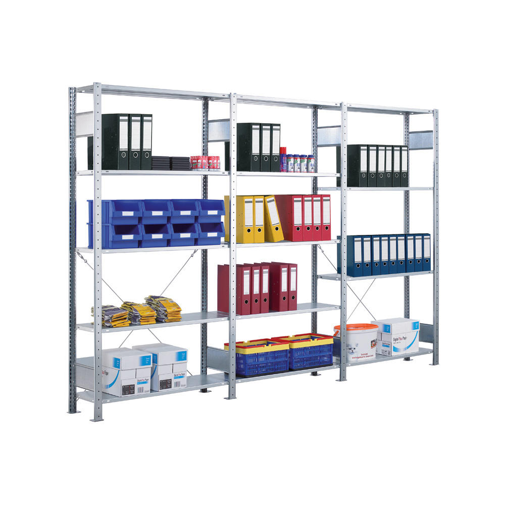 Komplettangebote ST 3000 - Fachbodentraglast 85 kg | Büromöbel und ...