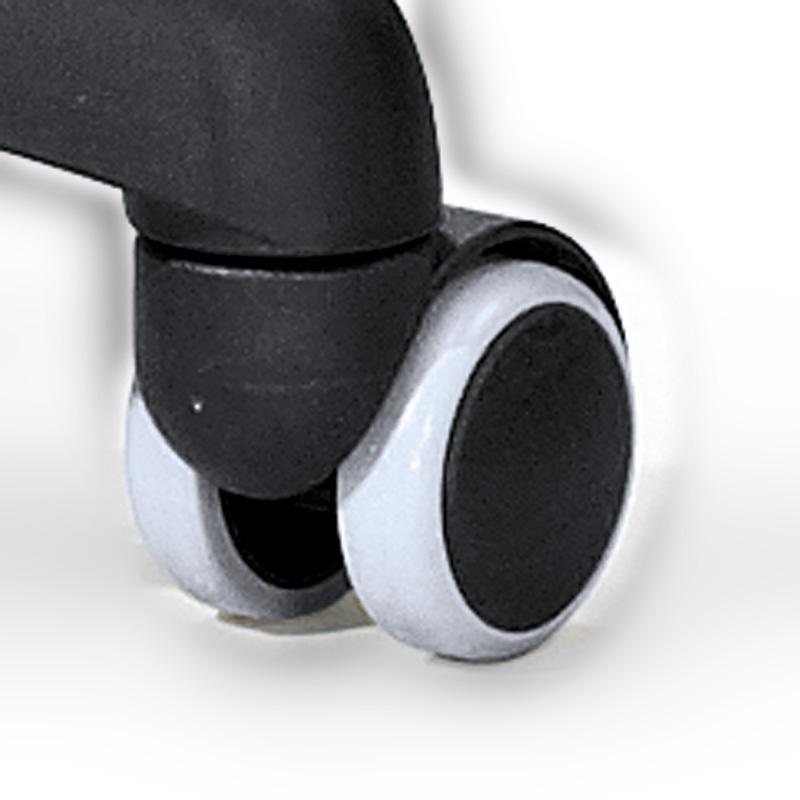 weiche rollen f r harte b den b rom bel und betriebseinrichtung. Black Bedroom Furniture Sets. Home Design Ideas
